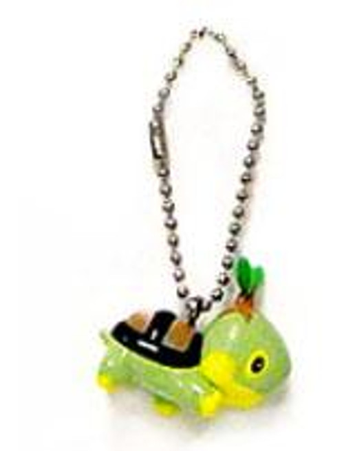 Pokemon Diamond & Pearl Japanese Turtwig PVC Keychain