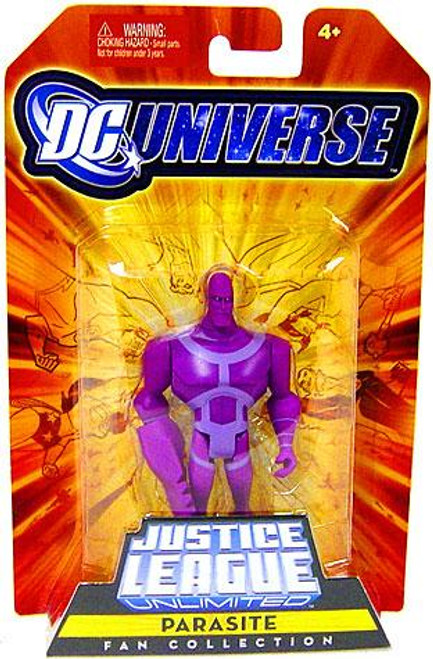 DC Universe Justice League Unlimited Fan Collection Parasite Action Figure