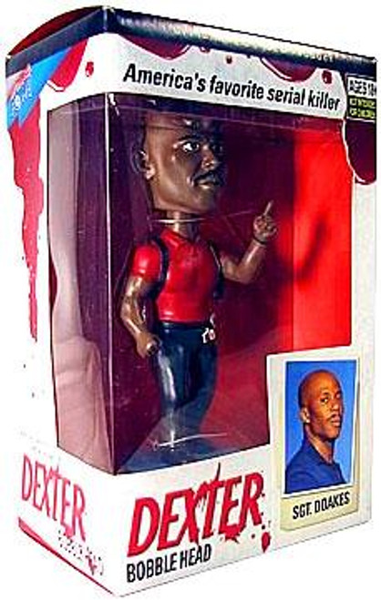 Dexter Sgt. Doakes Bobble Head
