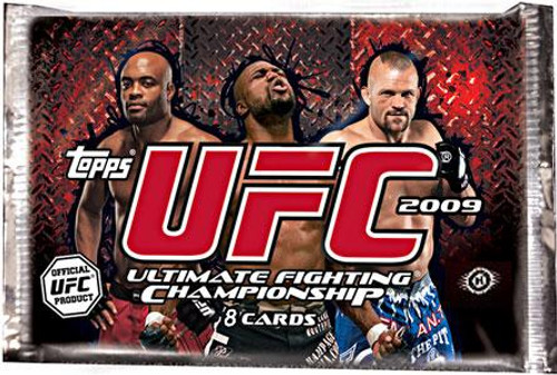 UFC 2009 Round 2 Trading Card Pack