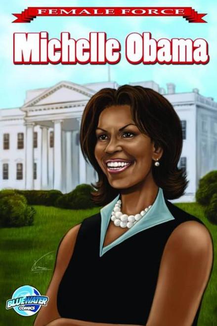 Female Force Michelle Obama Comic Book #1