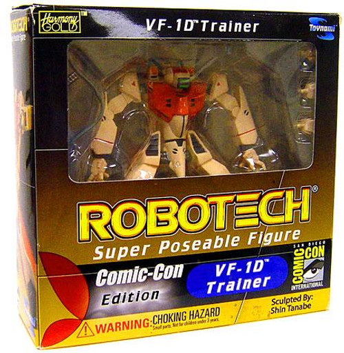 Robotech Series 3 VF-1D Trainer Exclusive Action Figure