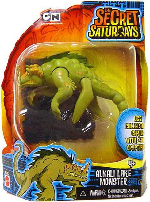 The Secret Saturdays Cryptid Alkali Lake Monster Mini Figure
