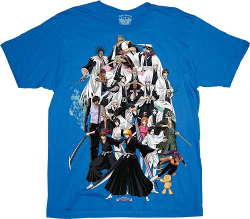 Bleach Universe T-Shirt [Adult XL]