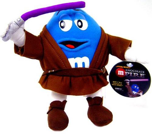 Star Wars M&Ms Chocolate Mpire Plush Buddies Series 2 Mace Windu Plush