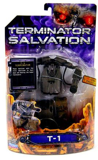 The Terminator Terminator Salvation T-1 Action Figure