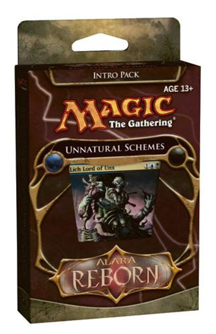 MtG Alara Reborn Unnatural Schemes Intro Pack [Sealed Deck]