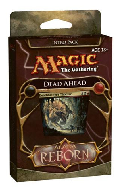 MtG Alara Reborn Dead Ahead Intro Pack [Sealed Deck]