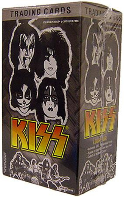 KISS Ikons Trading Card Value Box