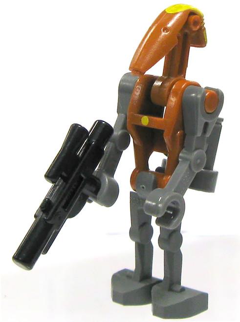 LEGO Star Wars Loose Rocket Battle Droid Minifigure [Loose]