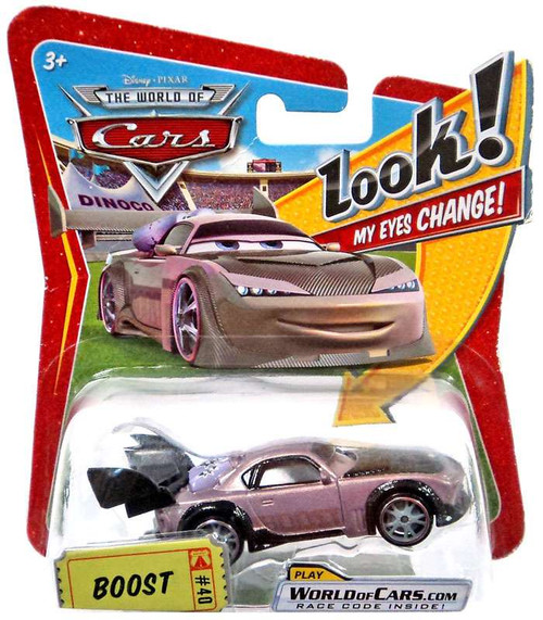 Disney Cars The World of Cars Lenticular Eyes Series 1 Boost Diecast Car