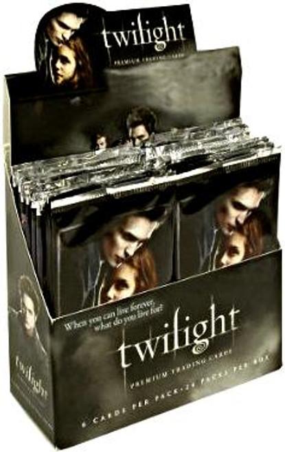 NECA Twilight Trading Card Box
