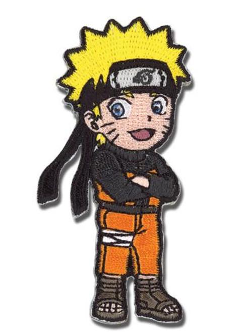 Shippuden Naruto Uzumaki Patch