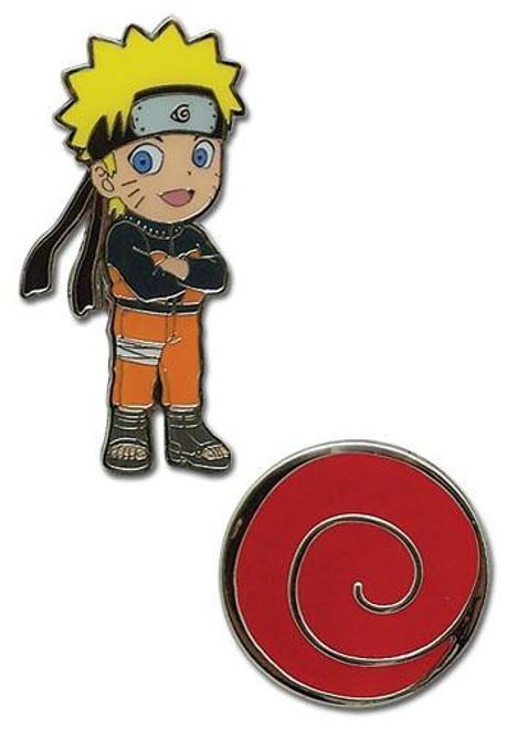 Shippuden Naruto Uzumaki Pins