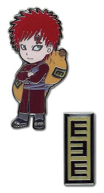 Naruto Shippuden Gaara Pins [SD]