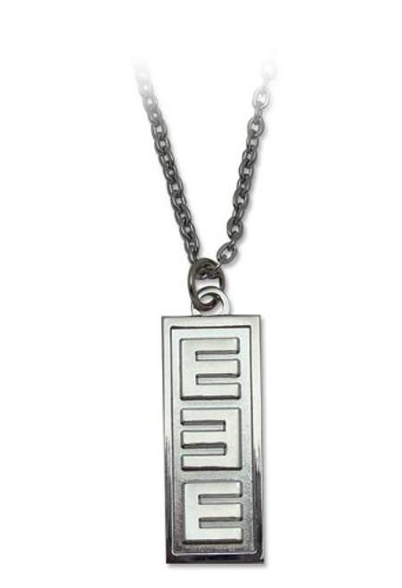 Naruto Shippuden Gaara Symbol Necklace