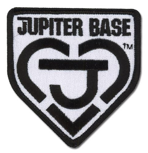 Robotech Macross Jupiter Base Patch