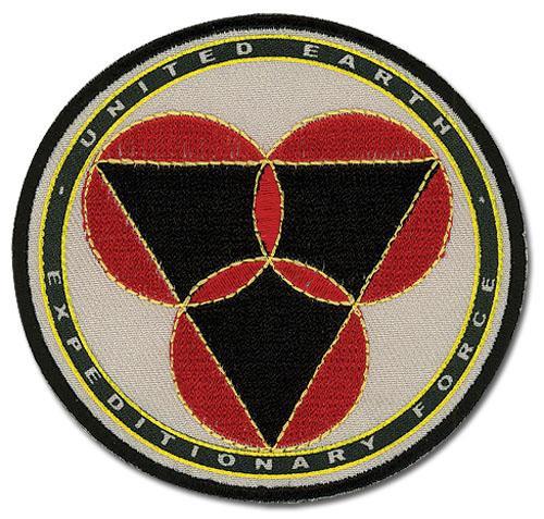 Robotech Macross REF Emblem Patch