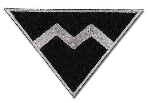 Robotech Macross Mars Base Emblem Patch
