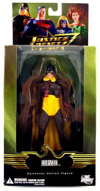 DC Justice Society of America Series 2 Hourman Action Figure