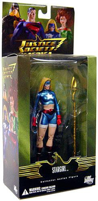DC Justice Society of America Series 2 Stargirl Action Figure
