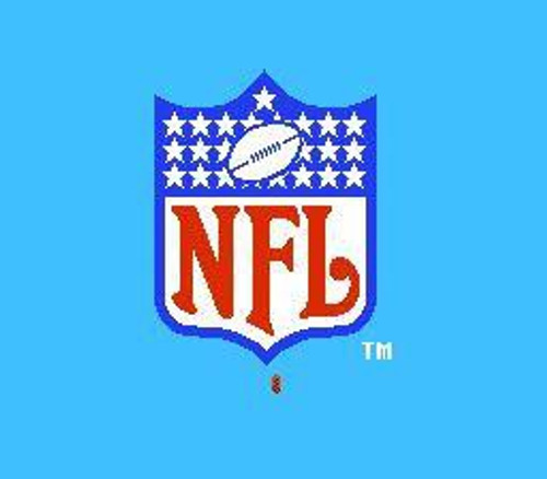 Nintendo NES NFL Video Game Cartridge [Played Condition]