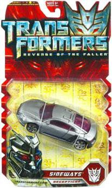 Transformers Revenge of the Fallen Sideways Deluxe Action Figure