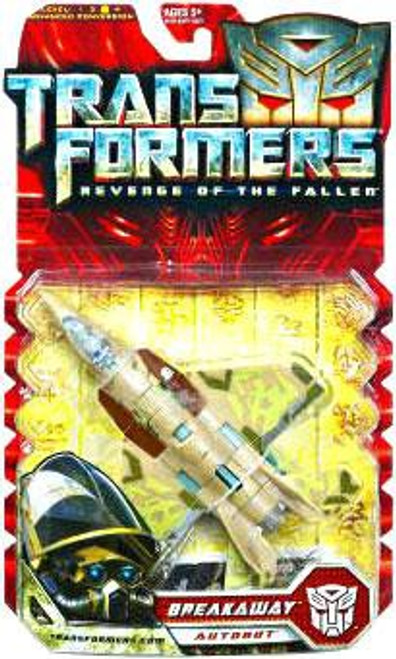 Transformers Revenge of the Fallen Breakaway Deluxe Action Figure