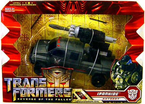 Transformers Revenge of the Fallen Ironhide Voyager Action Figure
