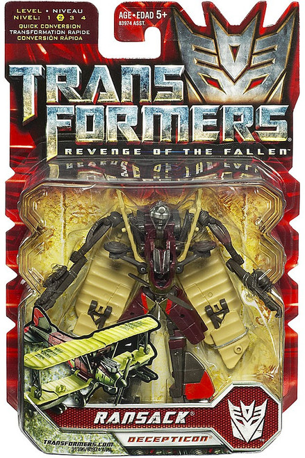 Transformers Revenge of the Fallen Ransack Scout Action Figure
