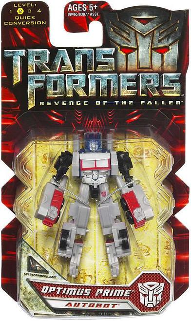 Transformers Revenge of the Fallen Optimus Prime Legends Action Figure