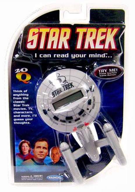 The Simpsons 20 Questions Star Trek 20Q Handheld Electronic Game
