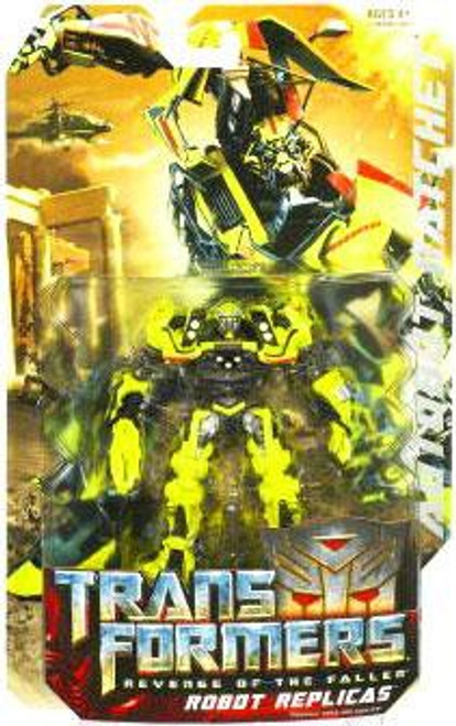 Transformers Revenge of the Fallen Robot Replicas Autobot Ratchet Action Figure