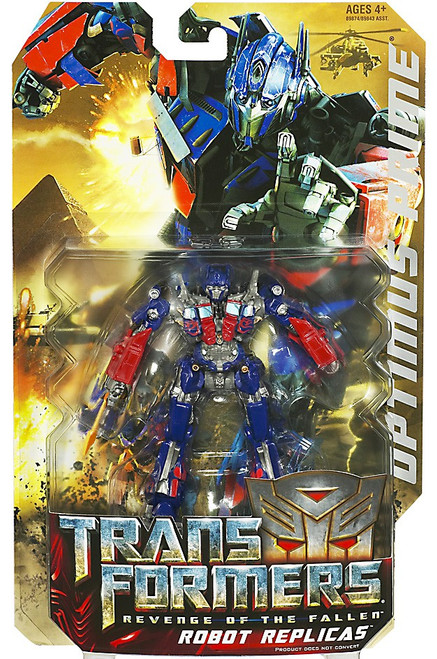 Transformers Revenge of the Fallen Robot Replicas Optimus Prime Action Figure [Revenge of the Fallen]