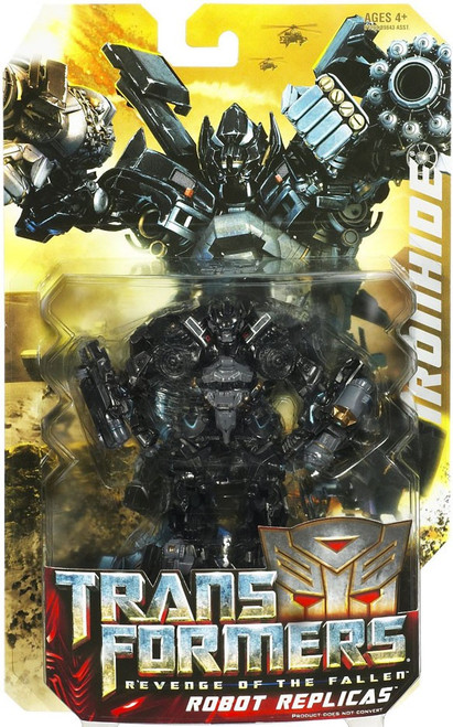 Transformers Revenge of the Fallen Robot Replicas Ironhide Action Figure