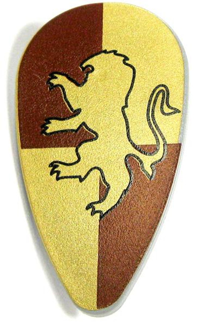 LEGO Harry Potter Shields Large Gryffindor Shield #3 [Loose]