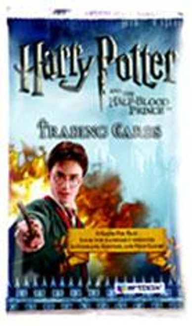Harry Potter The Half Blood Prince Trading Card Pack