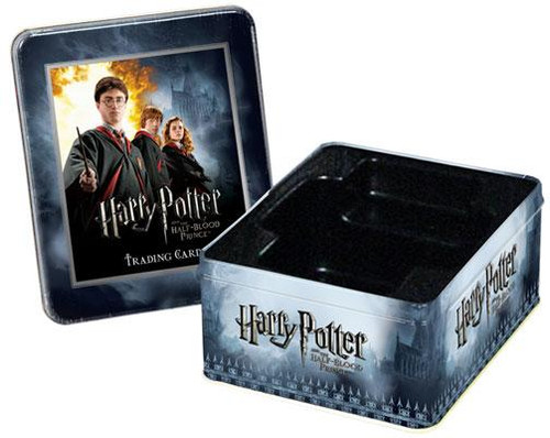 Harry Potter and The Half Blood Prince Trading Card Tin