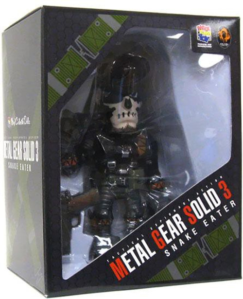 Metal Gear Solid Zombie Snake Vinyl Doll