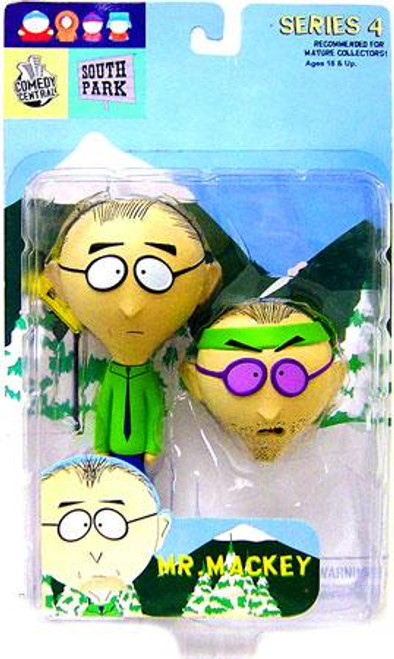 South Park Series 4 Mr. Mackey Action Figure