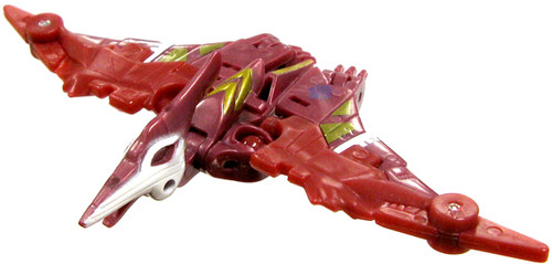 Transformers Japanese Micron Booster Version 4 Reptix Micron Action Figure [Loose]