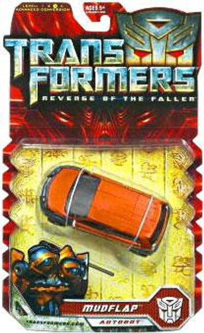 Transformers Revenge of the Fallen Mudflap Deluxe Action Figure