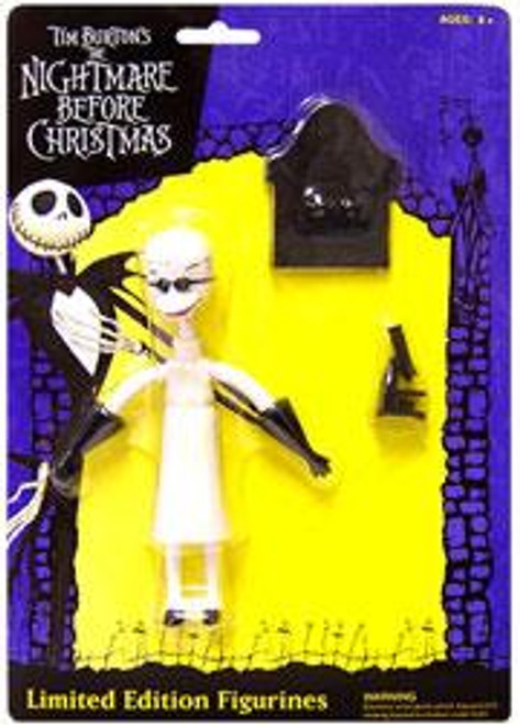 NECA The Nightmare Before Christmas Bendable Evil Scientist Figure