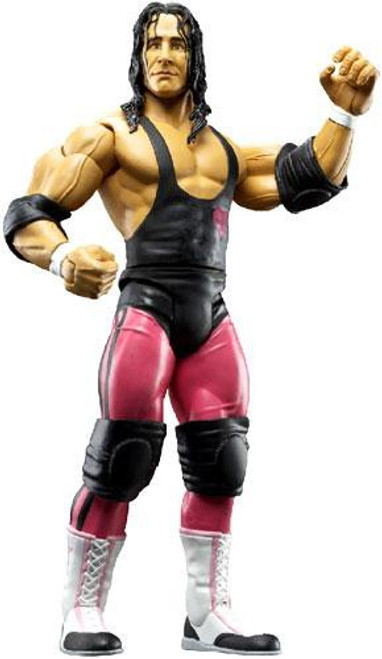 WWE Wrestling Classic Superstars Series 26 Bret Hart Action Figure