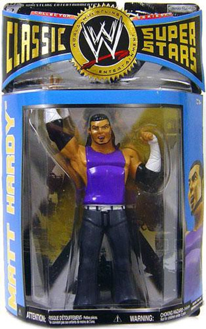 WWE Wrestling Classic Superstars Series 26 Matt Hardy Action Figure