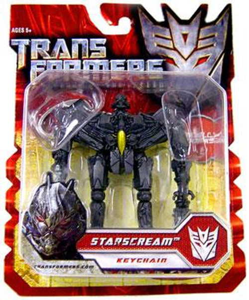 Transformers Revenge of the Fallen Starscream Keychain