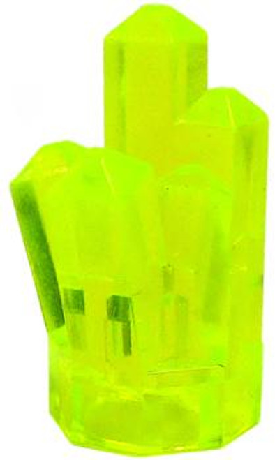 LEGO Power Miners Items Light Green Crystal [Loose]