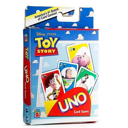 Toy Story UNO Card Game