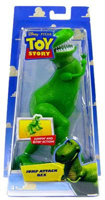 Toy Story Rex Action Figure [Jump Attack]