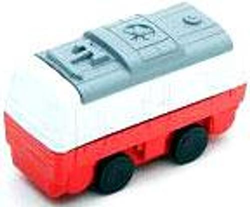 Iwako Train Car Eraser [Red & White]